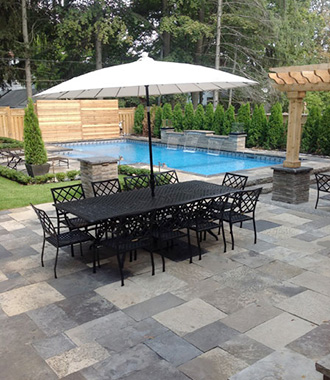 Backyard Landscaping Companies Oakville, Burlington & Mississauga