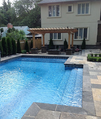 Backyard Landscaping Oakville, Burlington & Mississauga