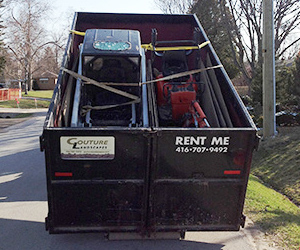Bin Rental Oakville, Burlington and Mississauga