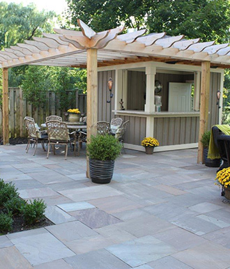Couture landscapes an oakville landscaping company for Landscaping rocks burlington ontario