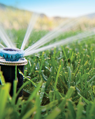 Irrigation Systems Oakville Ontario