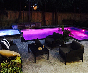 Swimming Pool Landscaping Oakville