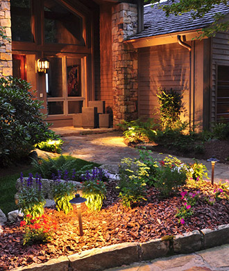 Landscape Lighting Oakville